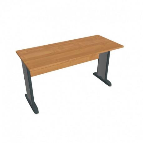 Stůl pracovní rovný 140cm hl60, Hobis Cross (CE 1400)