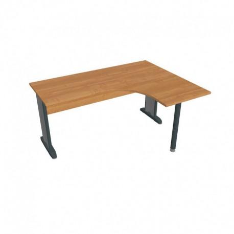 Stůl ergo levý 160*120cm, Hobis Cross (CE 60 L)
