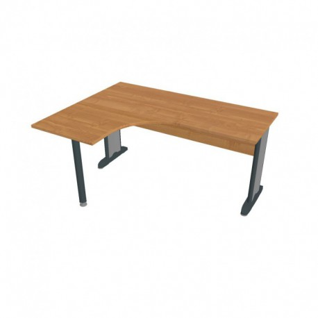 Stůl ergo pravý 160*120cm, Hobis Cross (CE 60 P)