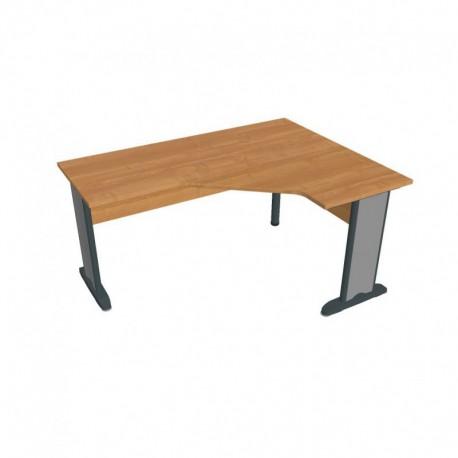Stůl ergo levý 160*120cm, Hobis Cross (CEV 60 L)