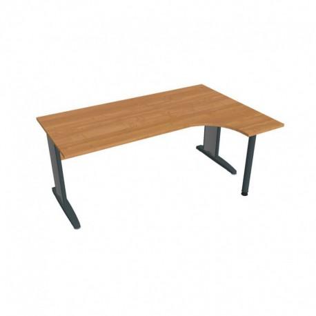 Stůl ergo levý 180*120cm, Hobis Cross (CE 1800 L)