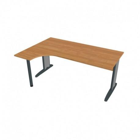 Stůl ergo pravý 180*120cm, Hobis Cross (CE 1800 P)