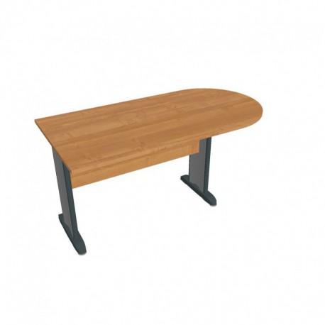 Stůl jednací oblouk 160cm, Hobis Cross (CP 1600 1)