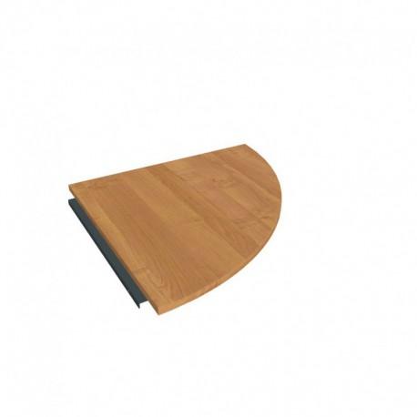 Stůl spojovací pravý, Hobis Cross (CP 900 P)