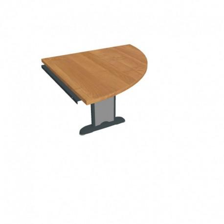 Stůl spojovací pravý, Hobis Cross (CP 901 P)