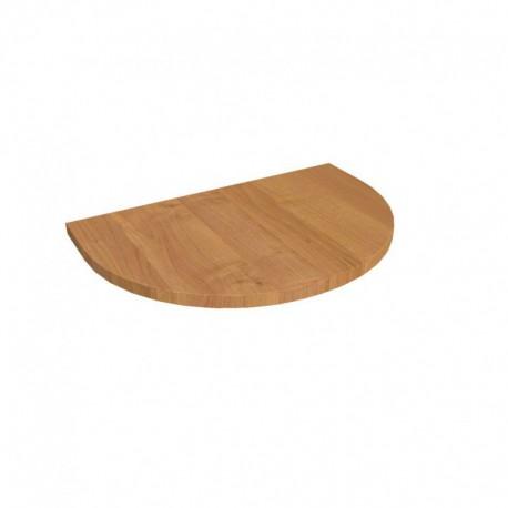 Stůl zakončovací oblouk 60cm, Hobis Cross (CP 60)