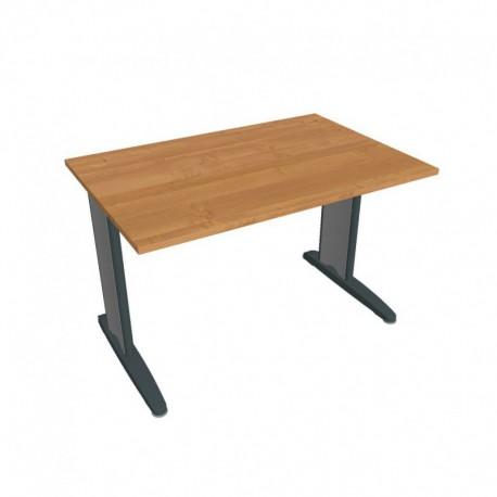 Stůl pracovní rovný 120cm, Hobis Flex (FS 1200)