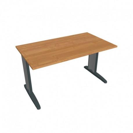 Stůl pracovní rovný 140cm, Hobis Flex (FS 1400)