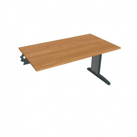 Stůl prac řetěz rovný 140cm, Hobis Flex (FS 1400 R)