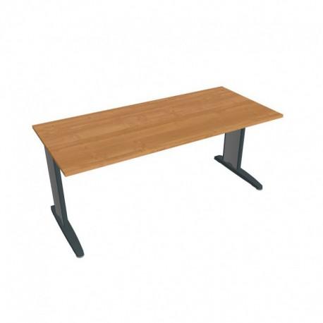 Stůl pracovní rovný 180cm, Hobis Flex (FS 1800)
