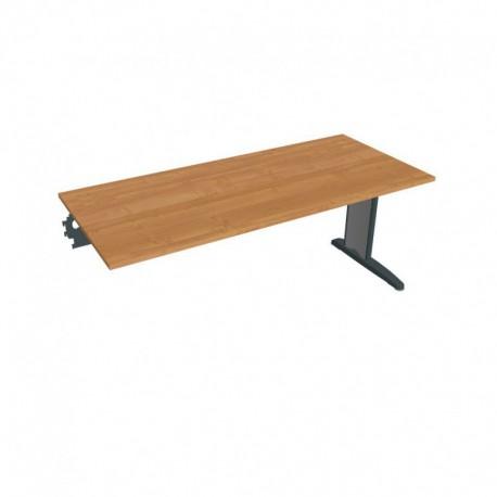Stůl prac řetěz rovný 180cm, Hobis Flex (FS 1800 R)