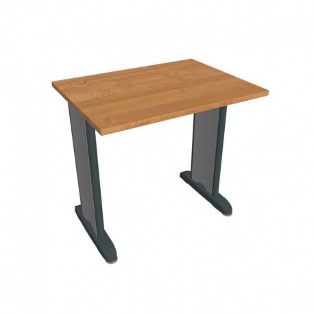 Stůl pracovní rovný 80cm hl60, Hobis Flex (FE 800)