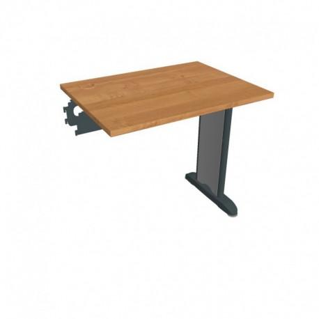 Stůl prac řetěz rovný 80cm hl60, Hobis Flex (FE 800 R)