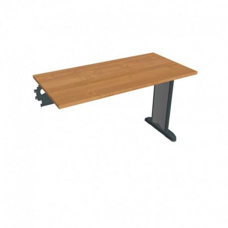 Stůl prac řetěz rovný 120cm hl60, Hobis Flex (FE 1200 R)