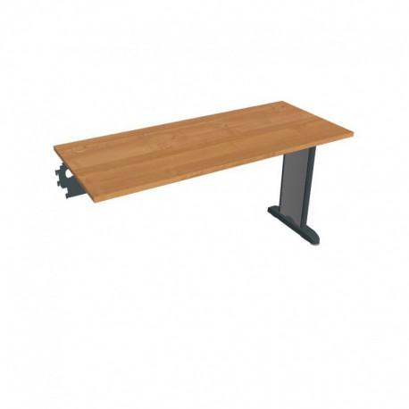 Stůl prac řetěz rovný 140cm hl60, Hobis Flex (FE 1400 R)