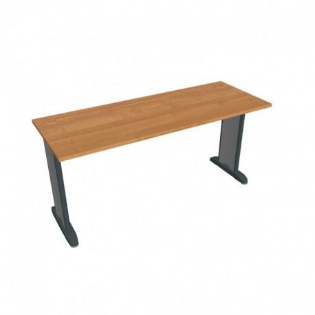 Stůl pracovní rovný 160cm hl60, Hobis Flex (FE 1600)