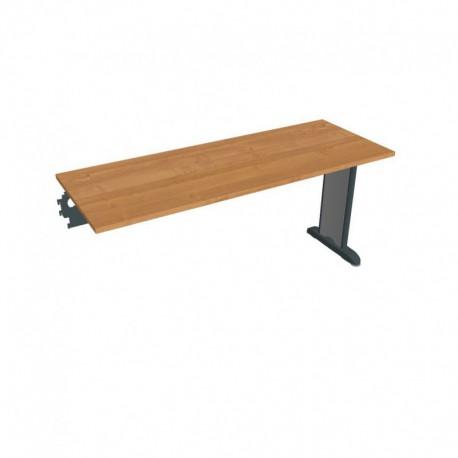 Stůl prac řetěz rovný 160cm hl60, Hobis Flex (FE 1600 R)