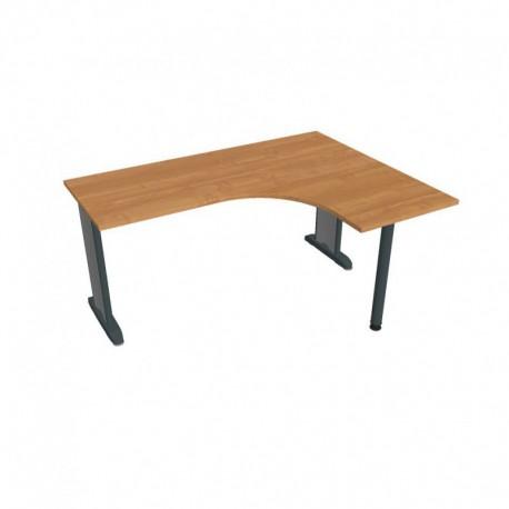 Stůl ergo levý 160*120cm, Hobis Flex (FE 60 L)