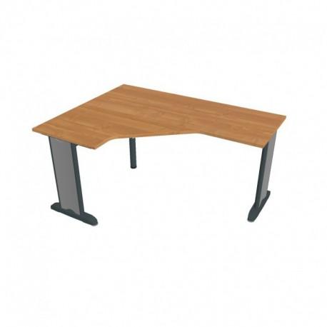 Stůl ergo pravý 160*120cm, Hobis Flex (FEV 60 P)
