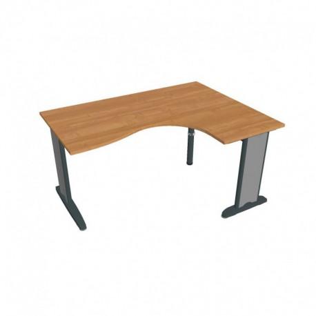 Stůl ergo levý 160*120cm, Hobis Flex (FE 2005 L)