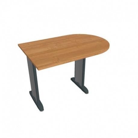 Stůl jednací oblouk 120cm, Hobis Flex (FP 1200 1)