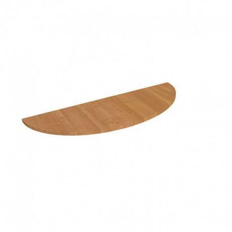 Stůl zakončovací oblouk 120cm, Hobis Flex (FP 120)