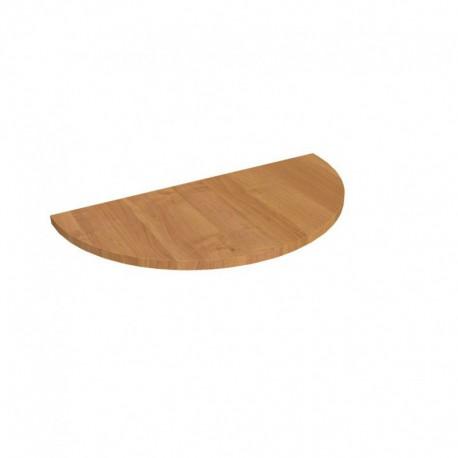 Stůl zakončovací oblouk 80cm, Hobis Flex (FP 80)