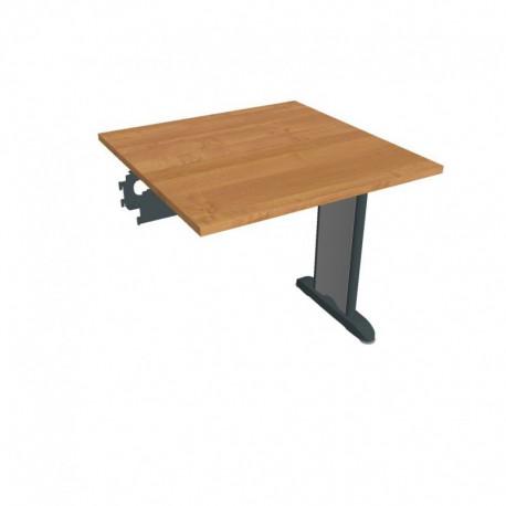Stůl jedn řetěz rovný 80cm, Hobis Flex (FJ 800 R)