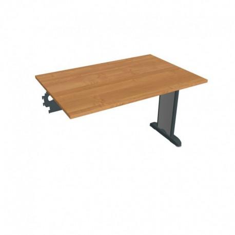 Stůl jedn řetěz rovný 120cm, Hobis Flex (FJ 1200 R)