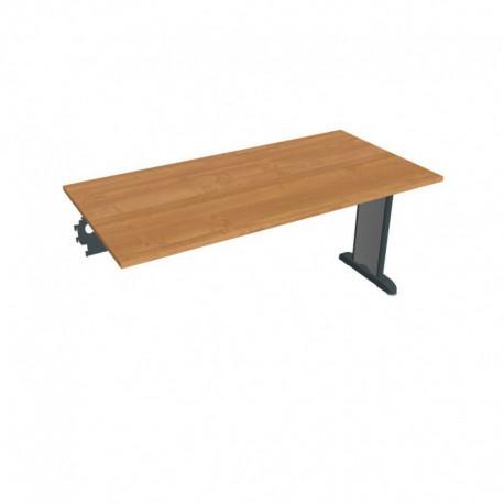 Stůl jedn řetěz rovný 160cm, Hobis Flex (FJ 1600 R)