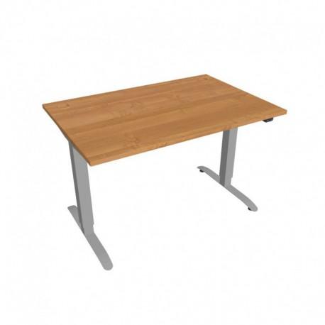 Elektricky výškově stavitelný stůl Hobis Motion  120 cm, se základním ovládáním  (MS 2 1200)