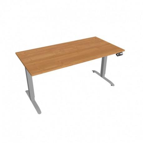 Elektricky výškově stavitelný stůl Hobis Motion  160 cm, s paměťovým ovladačem (MS 2M 1600)