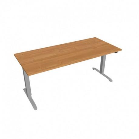 Elektricky výškově stavitelný stůl Hobis Motion  180 cm, se základním ovládáním (MS 2 1800)