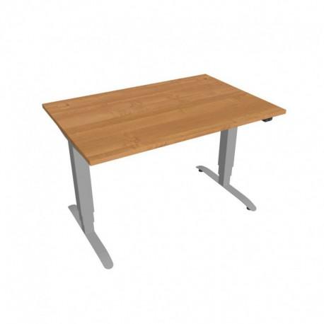 Elektricky výškově stavitelný stůl Hobis Motion  120 cm, se základním ovládáním (MS 3 1200)