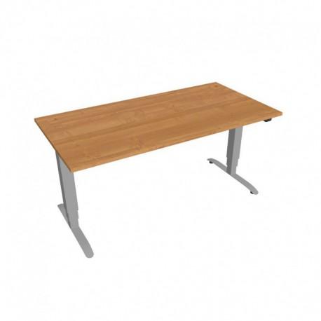 Elektricky výškově stavitelný stůl Hobis Motion  160 cm, se základním ovládáním (MS 3 1600)