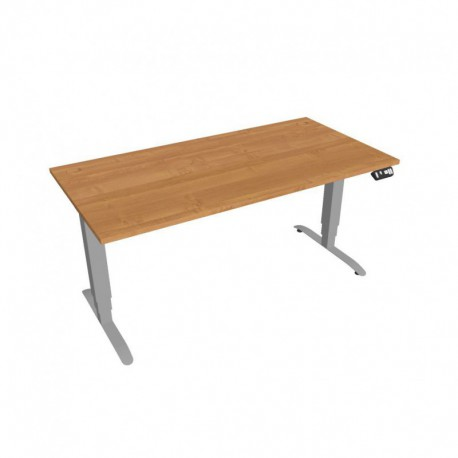Elektricky výškově stavitelný stůl Hobis Motion  160 cm, s paměťovým ovladačem (MS 3M 1600)