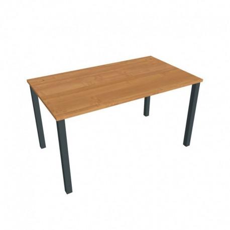 Kancelářský stůl Hobis UNI   rovný 140cm (US 1400)