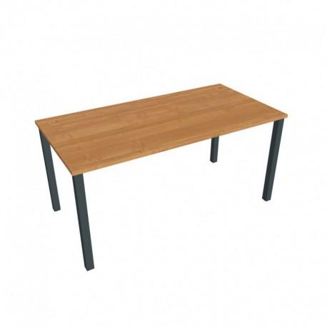 Kancelářský stůl Hobis UNI   rovný 160cm (US 1600)