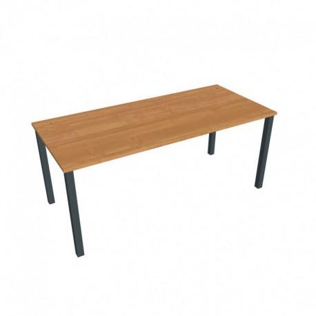 Kancelářský stůl Hobis UNI   rovný 180cm (US 1800)