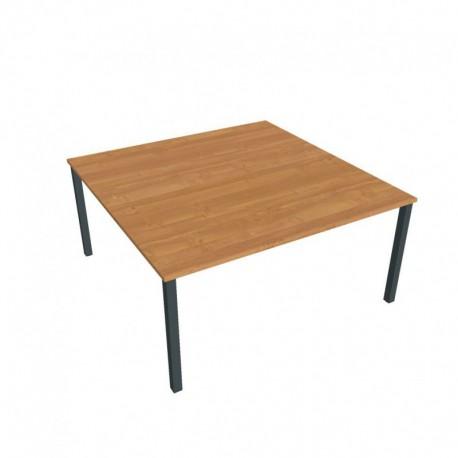 Kancelářský stůl Hobis UNI   zdvojený  160cm (USD 1600)