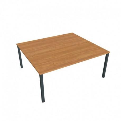 Kancelářský stůl Hobis UNI   zdvojený  180cm (USD 1800)