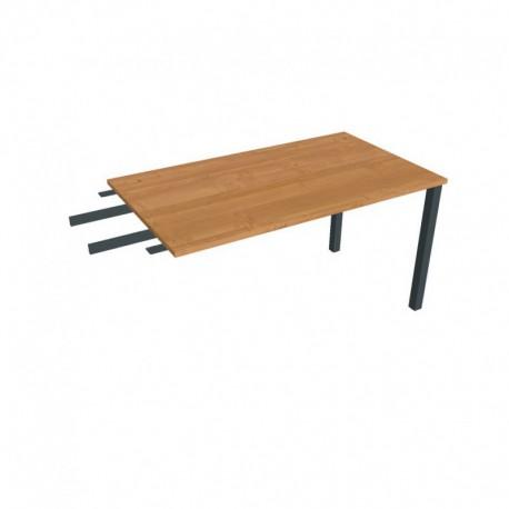 Kancelářský stůl Hobis UNI   pro řetězení  140cm (US 1400 RU)