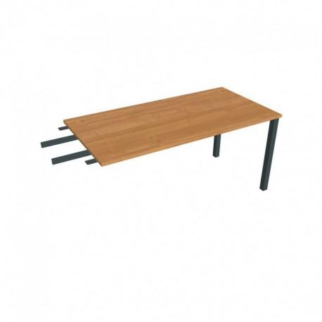 Kancelářský stůl Hobis UNI   pro řetězení  160cm (US 1600 RU)
