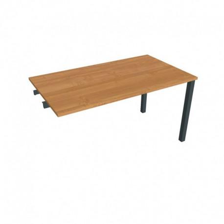Stůl jednací rovný délky 140 cm k řetězení (UJ 1400 R)