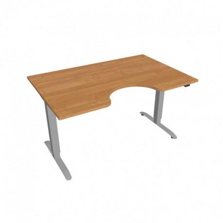 Elektricky výškově stavitelný stůl Hobis Motion ERGO  140 cm, se základním ovládáním (MSE 2 1400)