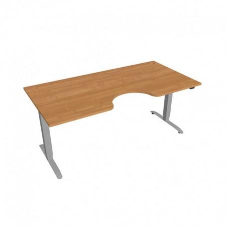 Elektricky výškově stavitelný stůl Hobis Motion ERGO  180 cm, se základním ovládáním (MSE 2 1800)