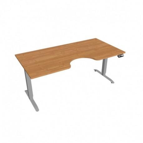 Elektricky výškově stavitelný stůl Hobis Motion  180 cm, s paměťovým ovladačem (MSE 2M 1800)