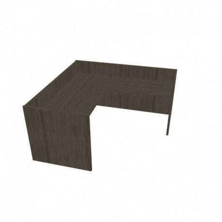 Recepce 200 + přídavný stůl 120x60 pravý Exner Assist (ARS 200 P)