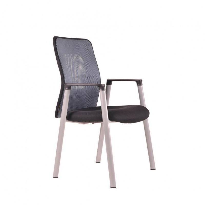 Jednací židle, 14A11, modrá (CALYPSO MEETING)