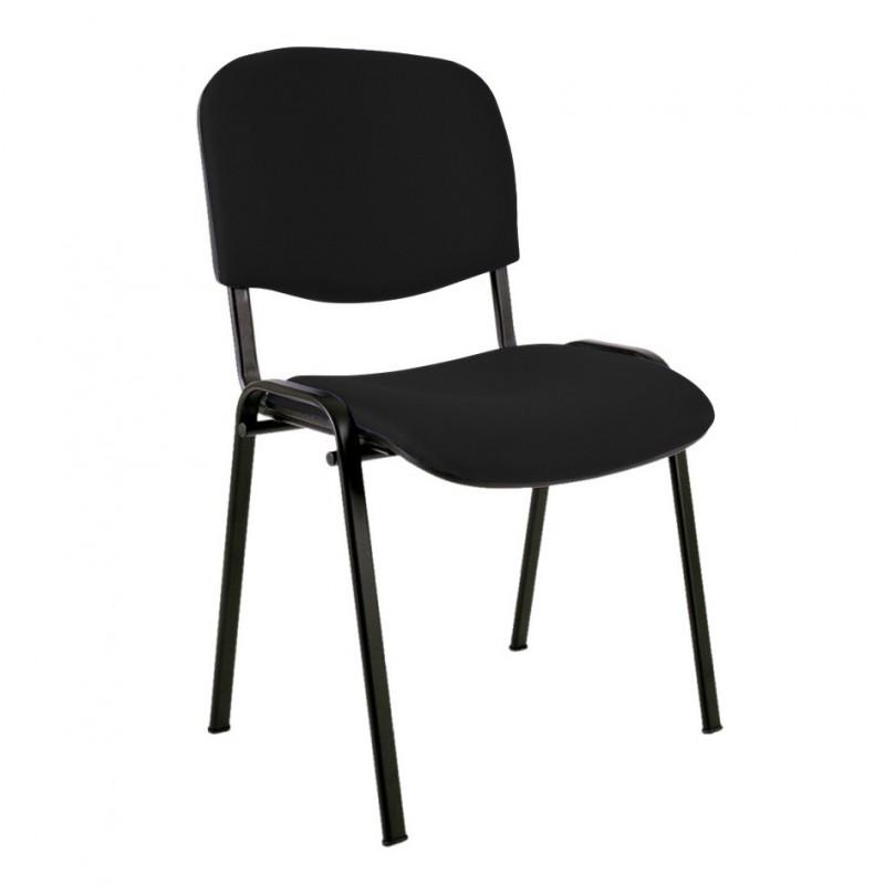 Jednací židle, D4, modrá (TAURUS)